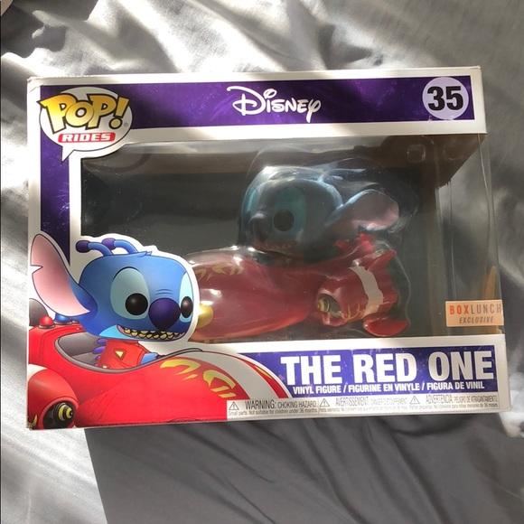THE RED ONE STITCH FUNKO POP 35